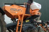 Mzuri: Slug pellet applicator for Pro-Til drills