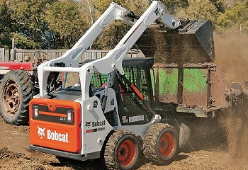 Bobcat: 500 Series compact loaders launched