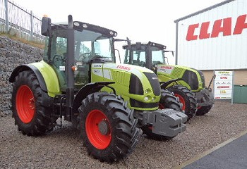Claas: New scheme sets used tractor quality benchmark