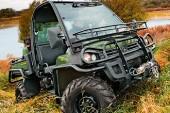 John Deere: Gator now features power steering
