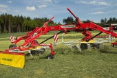 Pöttinger: Top 812 added as new flagship rake