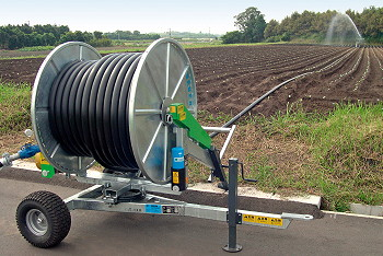 Bauer: Compact irrigation reels set new standards