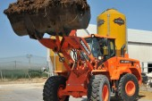 Doosan: New-generation wheeled loaders launched