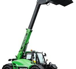 Deutz-Fahr: New telescopic handlers boost productivity