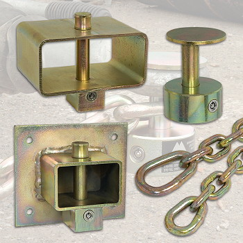 Spaldings: High-security locks and chains introduced