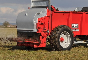 Hi-Spec Engineering: New look for chain flail Xcel spreader