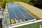 Solar Building Company: PV roof mount solution for fibre cement roofs