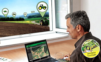 Deere launches FarmSight dealer packages