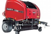Case IH: New variable-chamber round balers announced