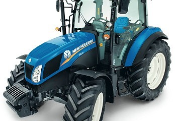 New Holland: T4 tractors to debut at NEC