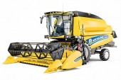 New Holland: Revised TC5000 combines introduced