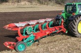 Kverneland: 150 plough Series now features hydraulic vari-width