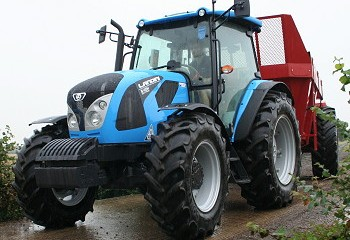 Landini: New-look 5-H tractor delivers more performance for less fuel