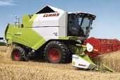 Claas: New Avero and Tucano combines for 2014