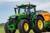 John Deere: New 7R and 8R Series tractors introduced