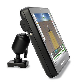 Trimble: Android TMX-2050 display on the way
