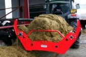 Blaney Agri: Forager X10 bale unroller introduced