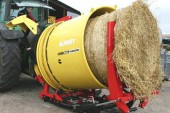 Blaney Agri: Bale shredder saves time and money