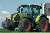 Claas: Infinitely variable transmission for Arion tractors