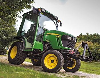 John Deere: Compact tractor range updated