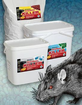 Spaldings: Rat bait options for all situations