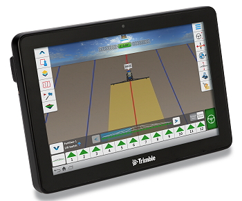 Trimble: TMX-2050 display launched