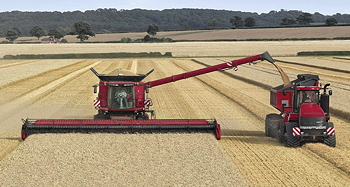 Case IH: World's largest combine header launched