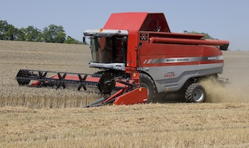Massey Ferguson: New high-capacity Delta combine to be revealed at Agritechnica 2009