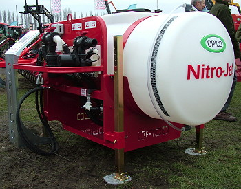 Opico: Nitro-Jet skid unit launched at Lamma 2010