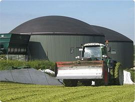 Planet Biogastechnik: First UK biogas plant on order