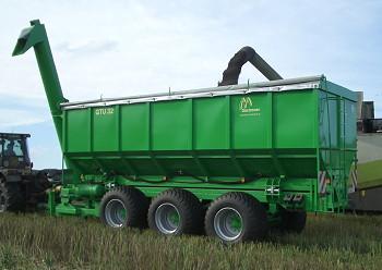Ryetec: Güstrower high-capacity chaser bins