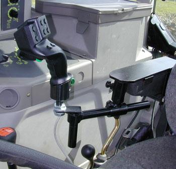 Vicon: Multi-function joystick revealed