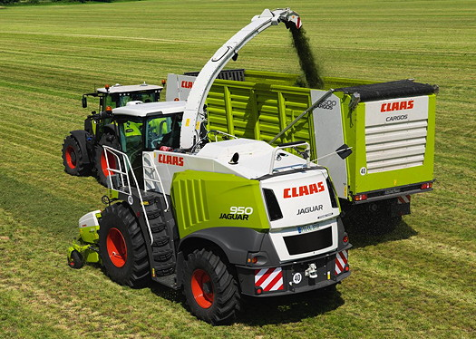 Claas: Greater ... V8 Parts