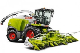 Claas: Greater productivity from the 2015 Jaguar 900