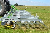 Joskin: Updated Scariflex grassland aerators