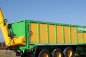 Joskin: Unloading auger for multi-purpose Drakkar trailers