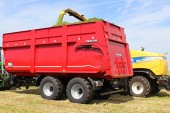 Peecon: Updated two- and three-axle Cargo trailers