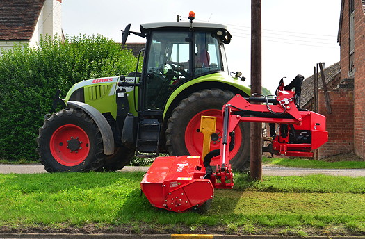 Twose: Value Variable Forward Reach hedge/verge cutter launched