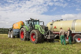 Amazone: New world-record in crop protection