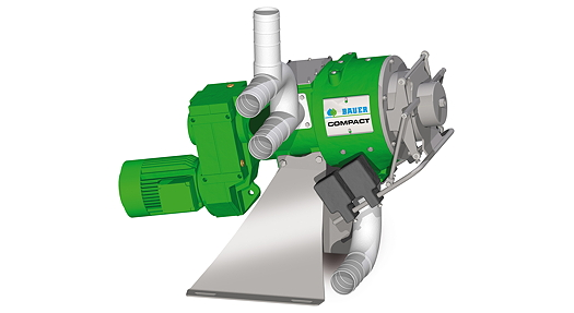 Bauer: Compact separator brings slurry separation benefits to smaller farms