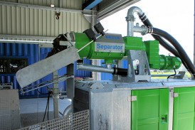 Bauer: Mobile separator takes slurry management flexibility to new heights