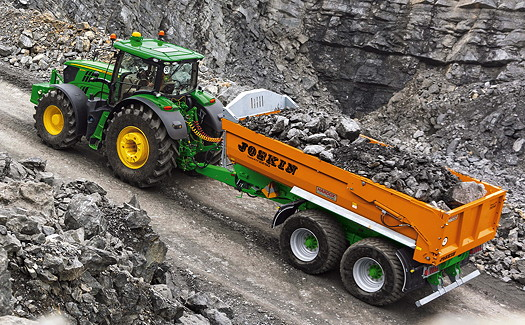 Diesel Exhaust Systems >> John Deere: New 6R tractors feature Stage IV engines