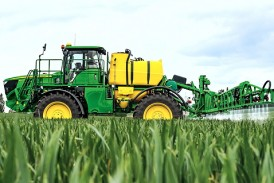 John Deere: New self-propelled sprayer launched