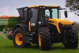 JCB: New 4000 series goes into production