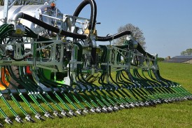 Joskin: Section Pilot section control for slurry application