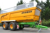 Joskin: Durable new trailer silage extensions