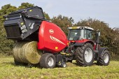 Vicon: New RV5200 series variable-chamber balers for 2015