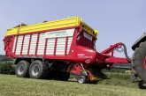 Pöttinger: New mid-class Faro loader wagon comes with high output