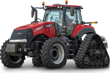 Case IH: Magnum 380 CVX takes 2015 Tractor of the Year title