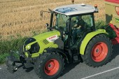 Claas: New Atos tractor range unveiled